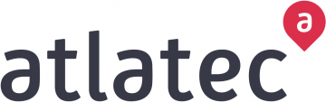 atlatec's logo.
